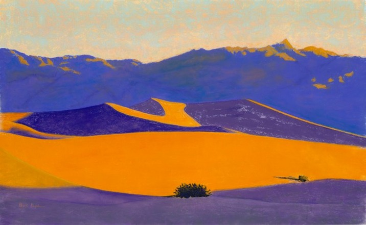 Death Valley Dunes 8x11